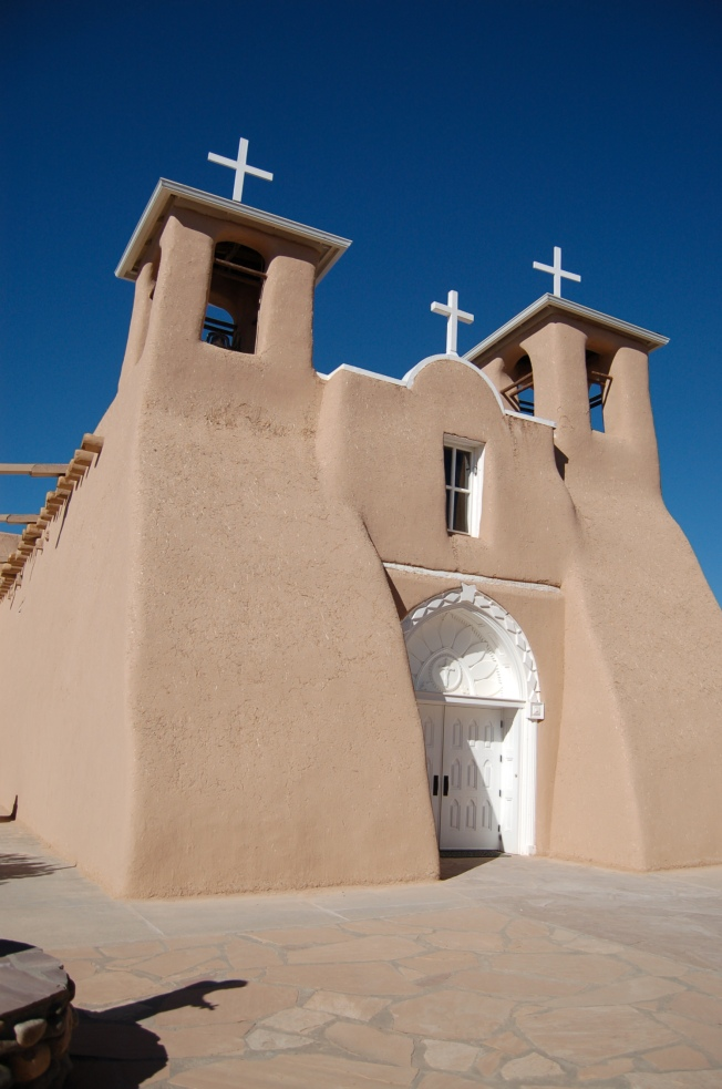 Oldest Church in Sante Fe, NM