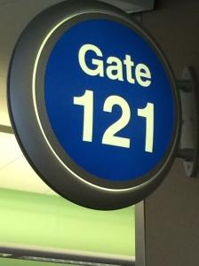 Amsterdam Gate 121...