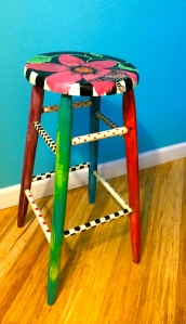 Bar Stool recreated