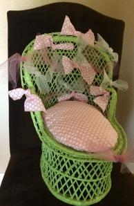 Rattan Doll Chair