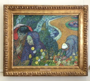 Van Gough at the Hermitage Museum