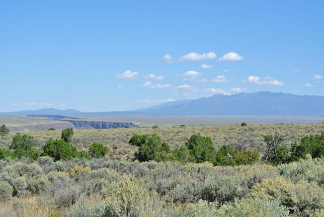 Road to Taos, NM