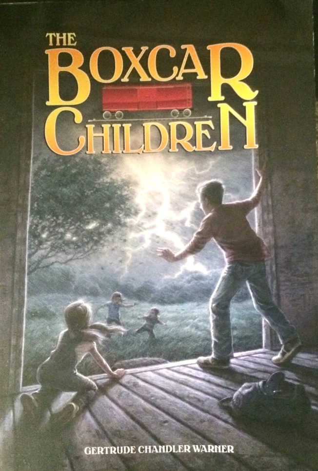 Book 1 of the Boxcar Children Series