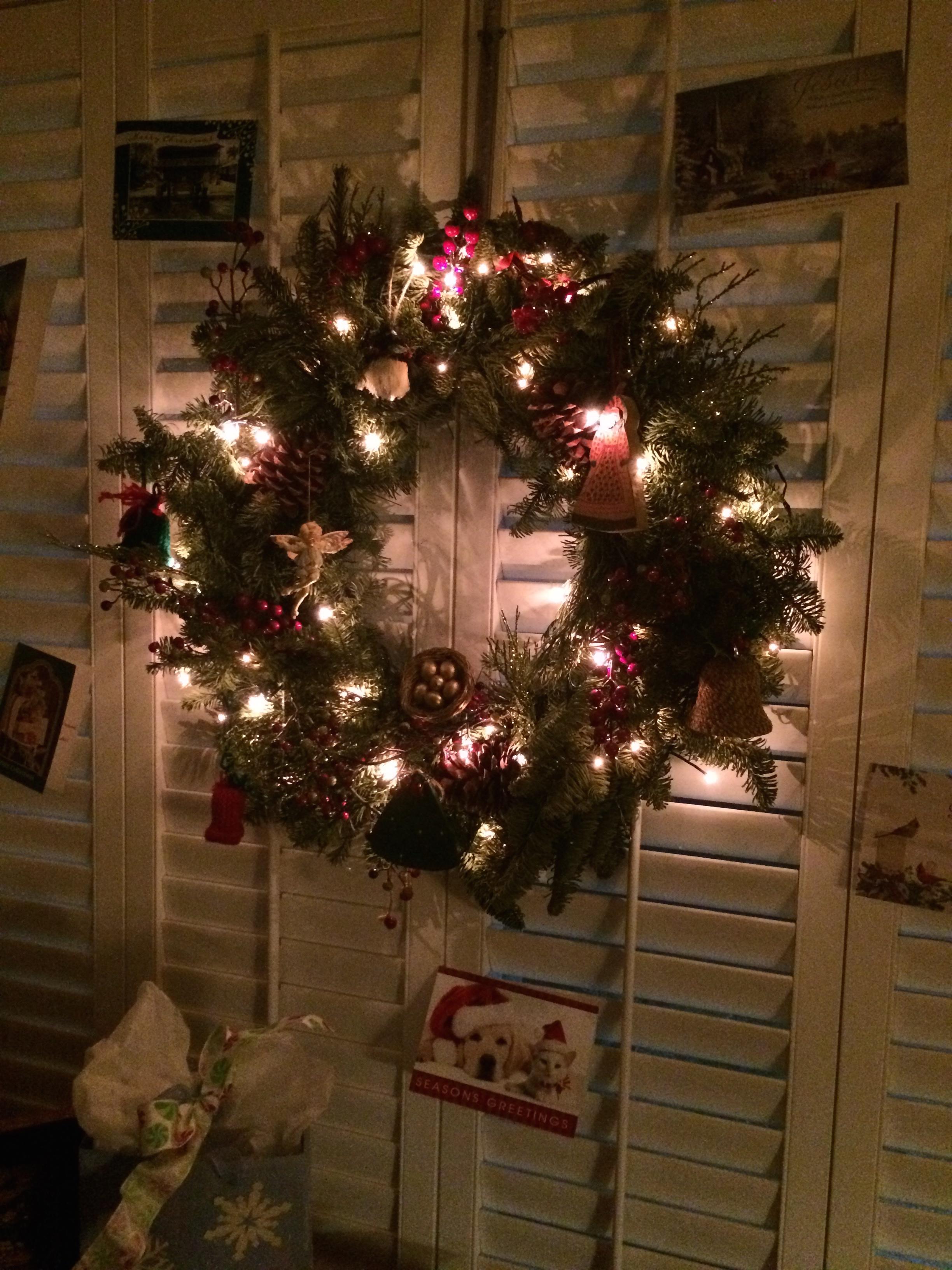 Our Christmas Wreath