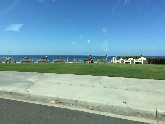 Ponto Beach So of Carlsbad.