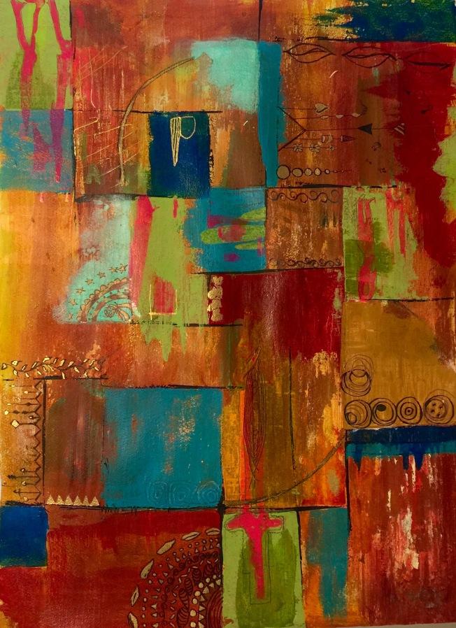 Abstract by Karen Samenow