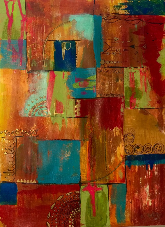 Abstract by Karen Samenow